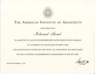 AIA Membership