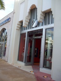 SWAROVKSI Store Facade - Lincoln Road, Miami Beach