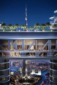 Dubai Tabah Tower project