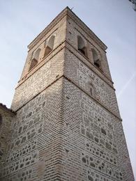 Church rehabilitation in Camarena, Toledo