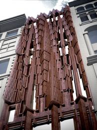 Façade Design - Nouveau Deco