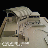 Baseball Fieldhouse for Gulliver Schools