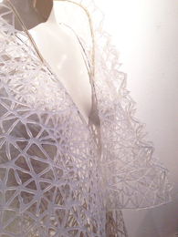 Sartorial Architecture: Hot Glue as Textile