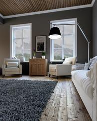 Residential Interior Rendering