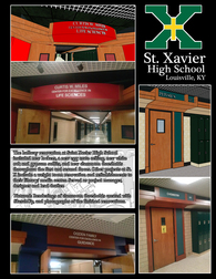 Saint Xavier High School Hall/ Classroom Renovation