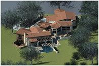 Hillside Italian Villa