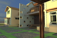 Mframa Duplex Apartment