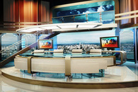 News Set Design - Dubai