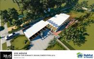2x5 House // Habitat For Humanity