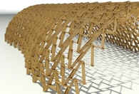 InterLattice: Parametric Joinery System