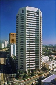 BLAIR HOUSE (HIGHRISE LUXURY CONDOMINIUM TOWER + ADJACENT PARKING STRUCTURE) 10490 WILSHIRE BLVD., LOS ANGELES CA USA