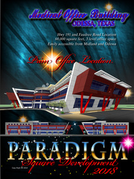 Paradigm Square Office building, Odessa, Texas
