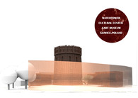 Cultural Center in Water Tower - Restoration and Adaptation