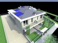 Residential Block in Castiglione d/S (Mamtua, Lombardy, Italy)
