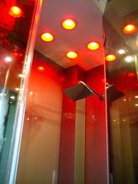 West Village Disco Shower - Bathroom Renovation