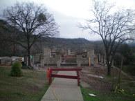 Cemetery Chapel Storage