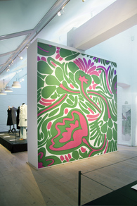 Prins Eugen Art Museum - Carl Johan De Geer wall.