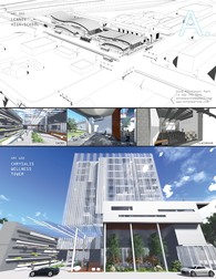 3D Renderings, Model Making, Construction Document