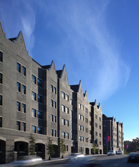 Saint Joseph's University - City Avenue Residence Halls