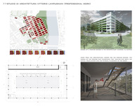 Professional work at Studio di Architettura - Vittorio Magnano Lampugnani