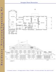 Georgian Residence, Princeton, NJ