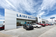 Laird Noller Ford Dealership Addition & Renovation