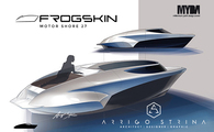 FROGSKIN 27 off shore - Concept design for MYDA 2013