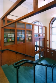 NYPL Muhlenberg Branch