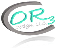 See our website: www.COR3design.com