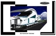 Bakersfield Veloz Station