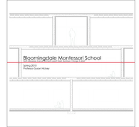 Third Year: Bloomingdale Montessori Project