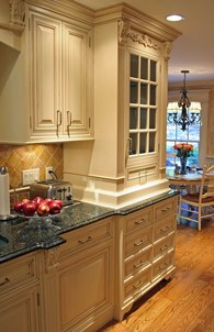 Custom Cabinetry in Easton Connecticut