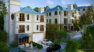 Villas and Town homes in Goa, India