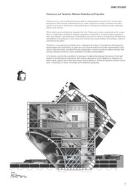 SCI-Arc, M.Arch II/ Design Studio Work