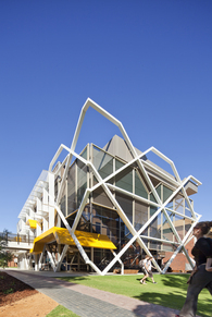 Curtin University Engineering Pavilion