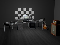 SWANS Music Recording Studio Furniture