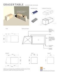Eraser Table
