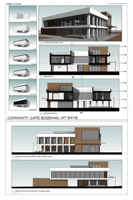 Spring 2015 Architecture 355 - Third Year Part 2 Studio