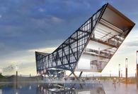 Tijuana MEX - USA Border Architectural Competiton