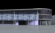 Mercedes-Benz Regional Representation Facility