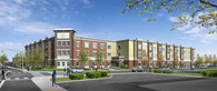 Mixed-Use Residential -- Senior Housing