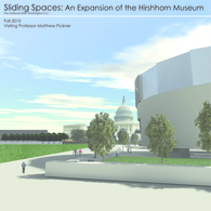 Sliding Spaces: A renovation of the Hirshhorn Museum