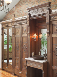 Fitler Square Armoire