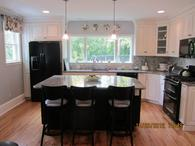 Kitchen renovation/addition