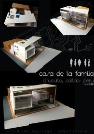 Casa de la familia (Family house)