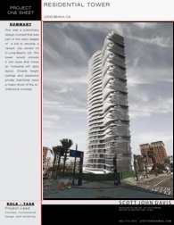 RESIDENTIAL TOWER CONCEPT