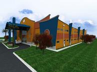 New Light Christian Center - Love City (Concept)