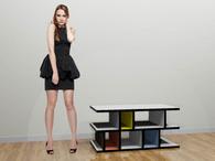 Modrian Table