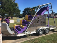 2016 PVAMU School of Architecture Homecoming Float