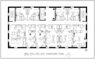Hotel Floorplan